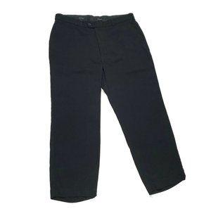 Alfani Dress Pants Trousers Slacks 40x30 Straight